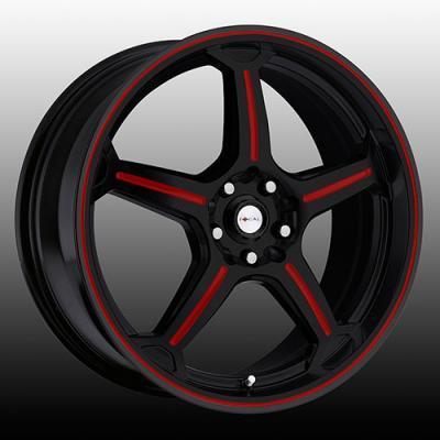 172B F-01 Tires